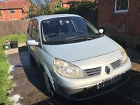 Renault Scenic   2004   1.9   Low Millage