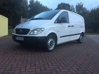 Mercedes Benz Vito 109 Cdi Compact with full service history