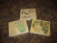 Books - Field Guides - Readers Digest - 3 Volumes - As New Condition