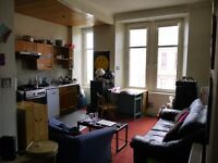Spatious, centrally located, 2 double bedroom flat