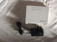 Sagemcom wireless router