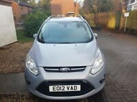 Excellent condition 7 seat Ford C-Max for sale