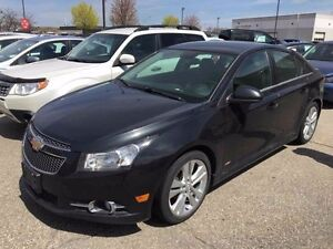2013 Chevrolet Cruze LT Turbo - SAFETY INCLUDED