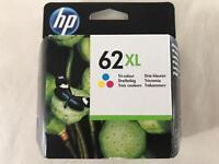 HP 62XL Ink Cartridge Tri-Colour