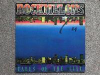 """ROCKMELONS - TALES OF THE CITY, 12"""" VINLY LP"""