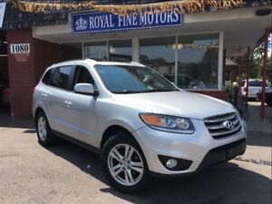2012 Hyundai Santa Fe Sport,V6Engine,Roof,Htd/PwrSts,Alloy,WoodT