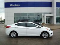 2013 Hyundai Elantra GL***ACCIDEN FREE***LOCAL!!!***