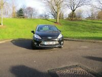 FORD FIESTA 2010 1.4 ZETEC PETROL,FSH,FINANCE AVAILABLE £30 PER WEEK,1 OWNER FROM NEW