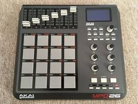Akai MPD26 USB/MIDI Controller and Sampler For Sale