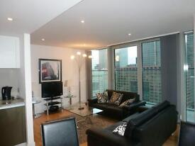 ** REDUCED ** CHEAPEST 2 BEDROOM LUXURY BEDROOM APARTMENT IN LANDMARK EAST TOWER WITH RIVER VIEWS