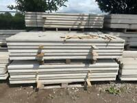 *New* 9Ft Reinforced Concrete Fencing Post
