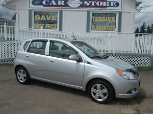 2010 Chevrolet Aveo 5 LT!! SUNROOF!! LOW KMS!!