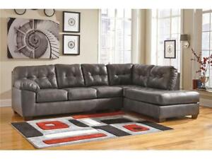 Brand New Modern Sectional!!  Comfy Chaise Lounger!!