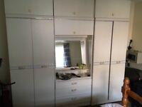 Large wardrobe units - FREE