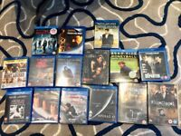 Assorted blue rays and dvd for sale. Awesome movies!