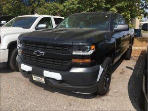 2017 Chevrolet Silverado 1500 WT BLACK OUT EDITION