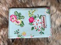 Cath kidson foldover 3 part card purse
