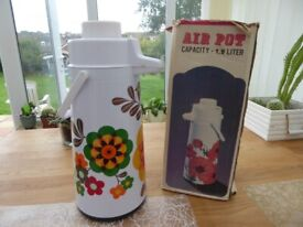 Air Pot Pump Action Vacuum Flask 1.9L by Corinna