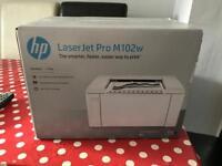 HP Laser Jet Pro M102W