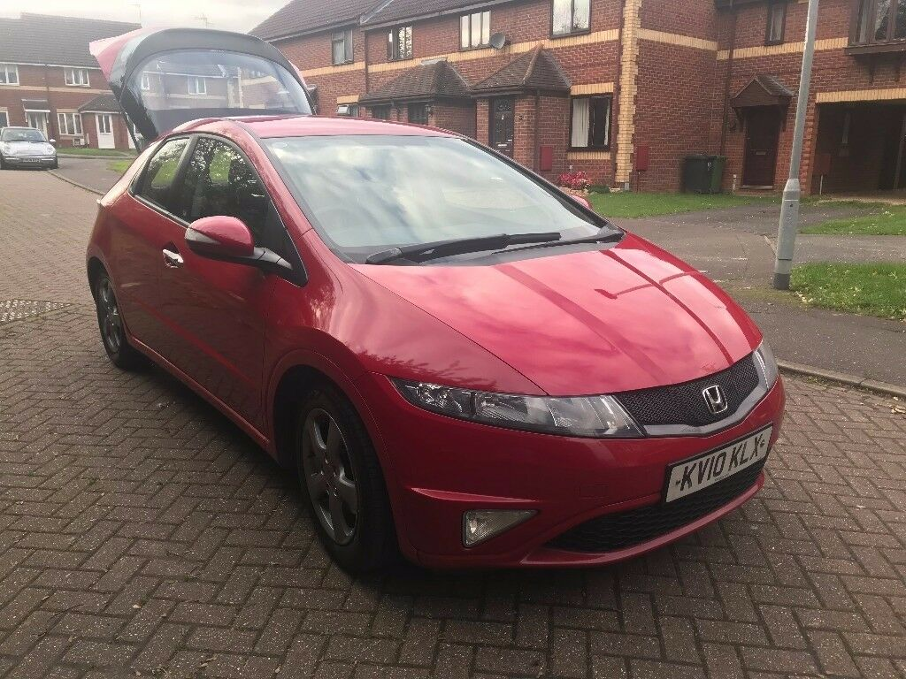 2010 HONDA CIVIC 1.4 I-VTEC SI-T MANUAL SATNAV 5 DOOR HATCHBACK FULL