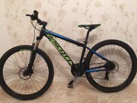 Scott aspect mountain bike bargain