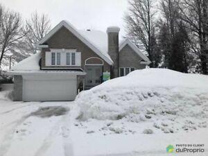 394 900$ - Maison à paliers multiples à vendre à Blainville