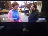 49 inch blupunkt tv ( few months old)
