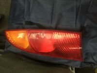 Ford Focus Mk1 1.6 Zetec 2001 Complete Passenger Rear Light Breaking