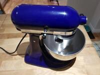 KitchenAid KSM90 Blue Tilt Head Ultra Power Mixer