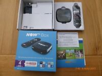 Now Tv box with 1 month Kids pass
