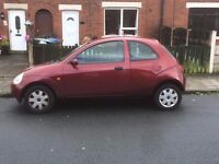 For sale Ford ka 2002