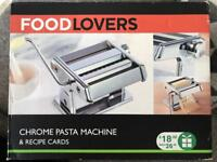 REDUCED! Pasta Machine BNIB