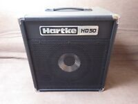 Hartke bass amp - excellent condition!