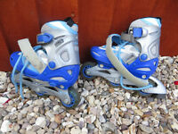 Inline roller skates for kids size 8-11