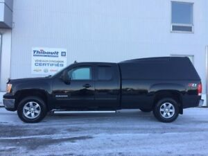 2011 GMC SIERRA 1500 4WD EXTENDED CAB LWB SLE 5.3 LITRES BOÎTE 8