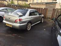 Subaru Impreza hawkeye wrx 2.5litre cheap car priced to sell