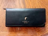 Fiorelli large black purse as new