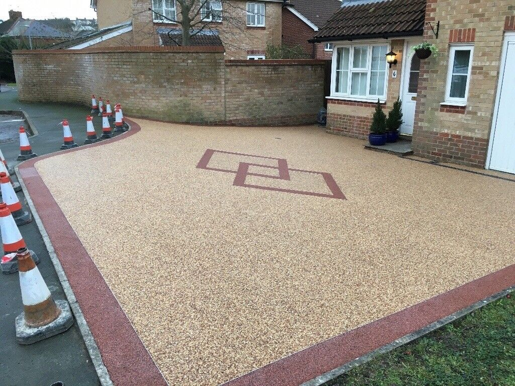 Resin bound driveways | in Lochgelly, Fife | Gumtree