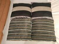 Selection of scatter cushions