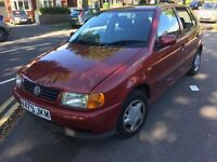 volkswagen polo 1.4 5 speed runs well reliable and economical car bargain