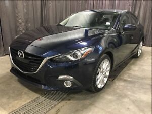 2014 Mazda MAZDA3 GT *Bose Sound System* *Leather* *Heated Seats