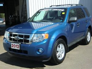 2012 Ford Escape XLT LEATHER--MOON