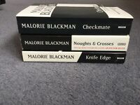 Malorie Blackman: Knife Edge, Checkmate and Noughts and Crosses