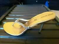 River Island stilleto sandals, never been worn