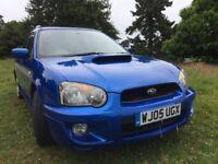 Subaru Impreza WRX Pro Drive estate 86,000 miles