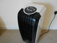 Beldray air cooler, humidifier, purifier, as new.