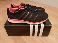 Adidas Mana RC Running Trainers Mens Size 10 - NEW