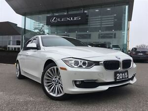2015 BMW 3 Series 328d xDrive AWD Back Up Cam Leather Bluetooth