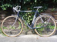 Vintage Raleigh Townsend Eclipse Racing Bike