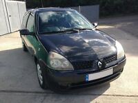 2003 RENAULT CLIO 1.2 EXPRESSION **LOW MILEAGE** **JUST 2 OWNERS**